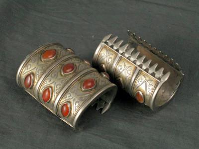 Каракалпакские браслеты
