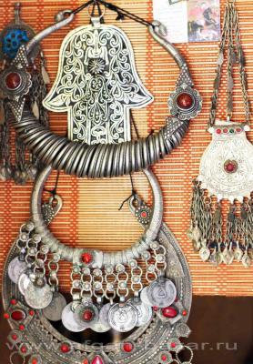Уникальные украшения Афганистана на сайте afgan-bazar.ru