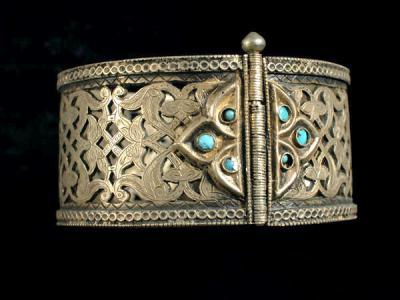 Узбекский браслет